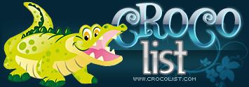 Crocolist logo